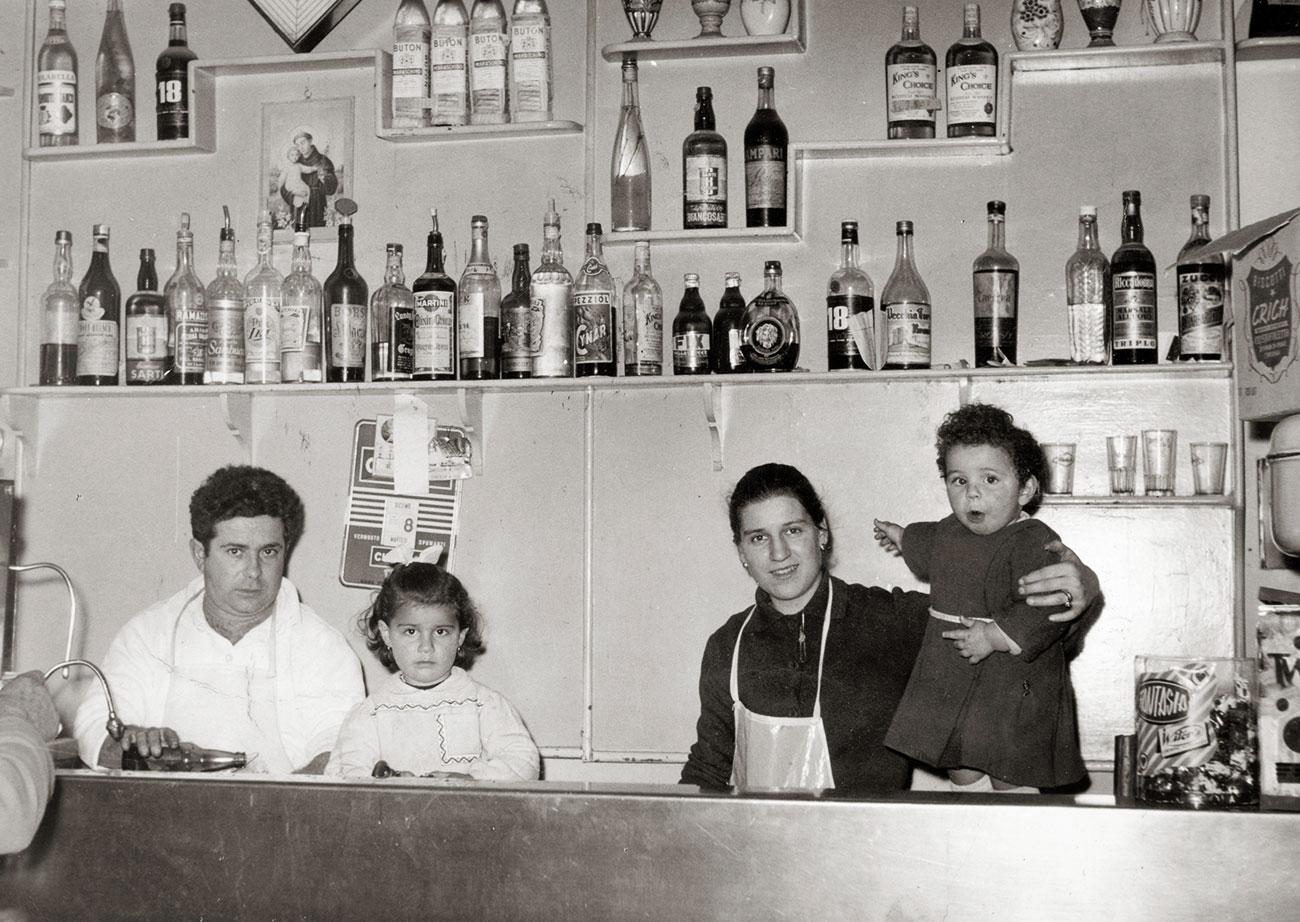 cafe dei napoli alliste 1922
