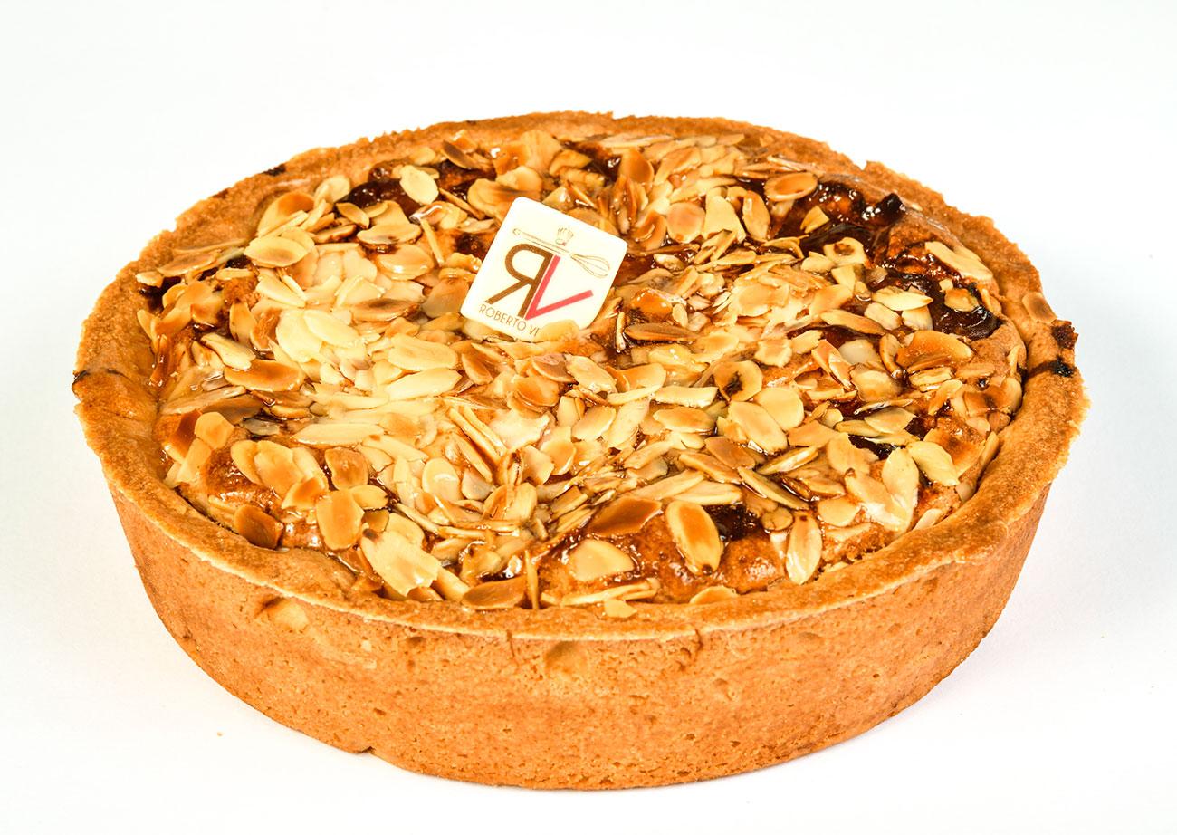 torta alle mandorle Roberto Venneri